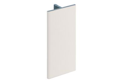 KERALIT 2804 Verbindingprofiel Snowwhite Pure Mat 4000mm