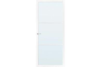 SKANTRAE SSL 4403 Blank Glas Opdekdeur Rechts FSC 780x2315mm