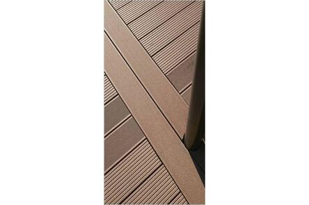 upm profi deck 150 vlonderplank Autumn Brown 28x150x4000