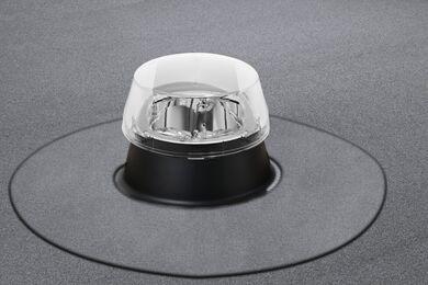 SOLATUBE Daglichtsysteem Plat Dak 160DS Rond 250mm