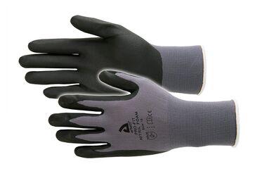 ARTELLI Pro Fit Handschoen Nitril foam Zwart/Grijs maat 11