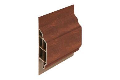 KERALIT 2850 Dakrand Sierlijst Klassiek 10mm Golden Oak Classic Nerf 6000mm