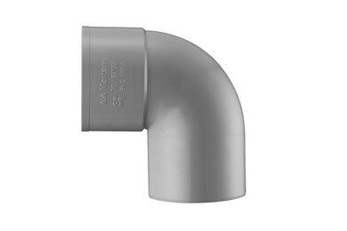 MARTENS PVC Bocht 1 x Lijmmof 90° 50mm