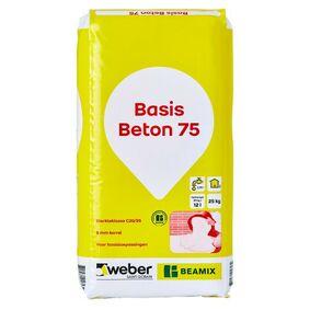 beamix basis beton 75 zak 25kg