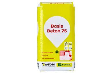 WEBER BEAMIX Basis Beton 75 Zak 25kg