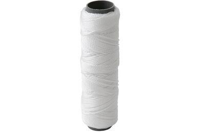 Metselkoord 406012 Nylon Wit Rol 50m