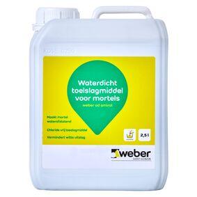 weber.ad amirol waterdichtingsvloeistof