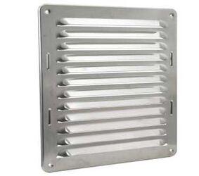schoepenrooster aluminium 200x200mm
