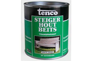 TENCO Steigerhoutbeits White Wash 1l