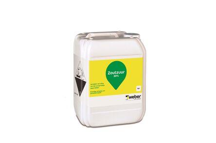 weber zoutzuur 30% 10ltr