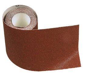 master schuurpapier 1200 aluminiumoxide k180 118mm 5mtr