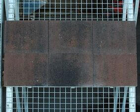 mondian brons 30x60x6cm