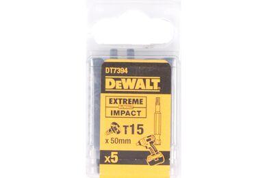 DEWALT DT7394T-QZ Impact Torsion 50mm Torx T15