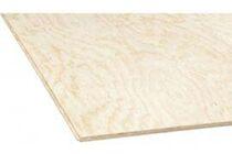 VARELPLEX Radiata pine Constructieplaat B/C TG4 FSC 2440x610x18mm