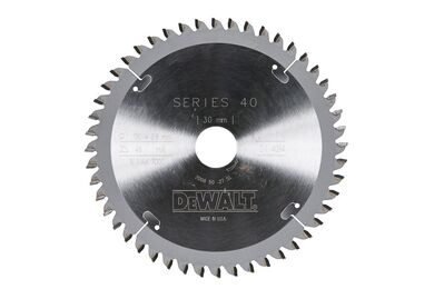 DEWALT Cirkelzaagblad DT4094 48-tands 190/30mm