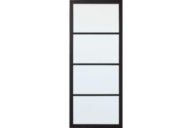 SKANTRAE SSL 4004 Blank Glas Opdekdeur Links FSC 830x2015mm