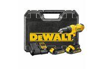 DEWALT DCD771C2-QW Schroef/Boormachine 18V XR 2x1,3AH + Koffer OP=OP