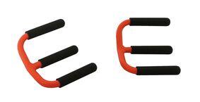 platendrager handgreep - set van 2 stuks