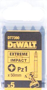 dewalt impact 50mm pz1 dt7390-qz (set van 5 stuks)