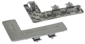 upm profi deck 150 hoekafwerking/traptrede eindkap zilvergroen 100%pefc li/re (set van 12 stuks)