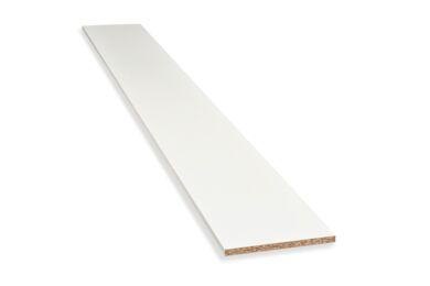 Meubelpaneel wit 1 zijde 2mm ABS 3050x600x18mm