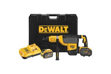 DEWALT DCH773Y2-QW XR Flexvolt Combihamer SDS-Max 54V 2x 12,0Ah