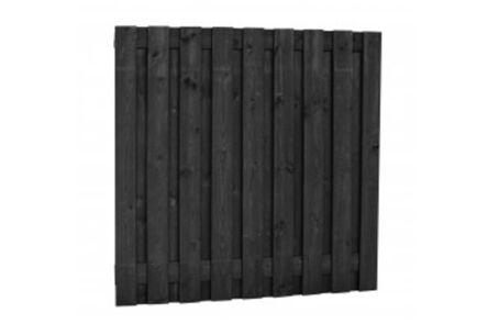 grenen tuinscherm 17 planks