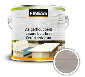finess steigerhoutbeits binnen/buiten dark grey-wash 2,5ltr