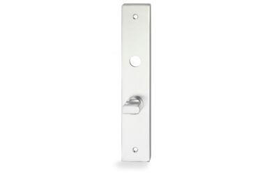 IMPRESSO Schild Wc63 Vierkant Modulair Schroef Aluminium