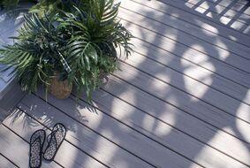 upm lifecycle vlonderplank 2 zijde met groef desert sand 21x137x4000
