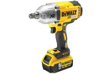 DEWALT DCF899P2-QW XR Slagmoersleutel 18V 2x 5,0Ah Brushless