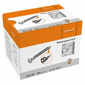 fermacell powerpanel h2o schroef plat verzonken 3,9x35mm