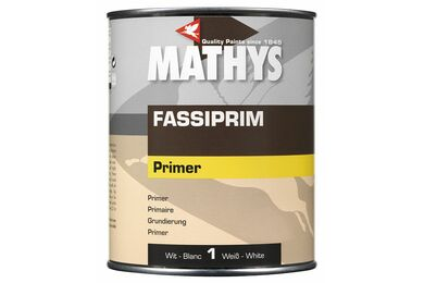 MATHYS Fassiprim 1 Wit 1Ltr