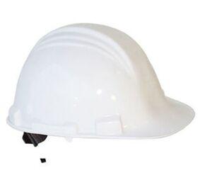 bouwhelm schuberth euroguard kunststof polyethyleen wit
