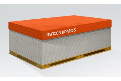 PREFICON Board S Brandwerende Plaat VK 2500x1200x30mm