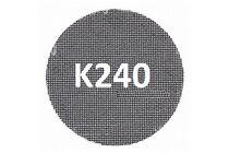 DEWALT DTM3107-QZ Schuurgaas 125mm K240