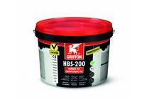 griffon hbs-200 rubber tix afdichtingsmiddel zwart 5ltr