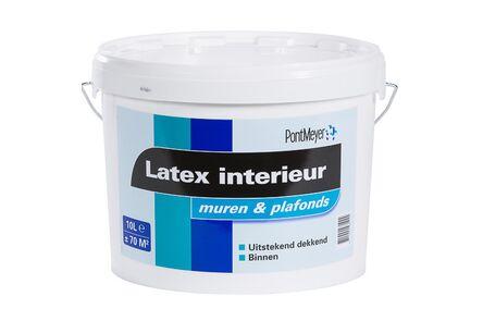 pm latex interieur binnen 10ltr