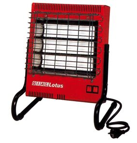 red rad ceramic infrarood heater 2,4kw 230v