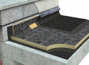 xtratherm bitumen glasvlies pir fr-bgm rd3,15 1200x600x81 6p/p