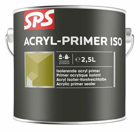 sps acryl-primer iso wit 2,5ltr