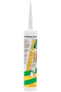 zwaluw windowseal plus wit koker 310ml