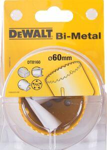 dewalt gatenzaag bi-metaal dt8160-qz 60mm