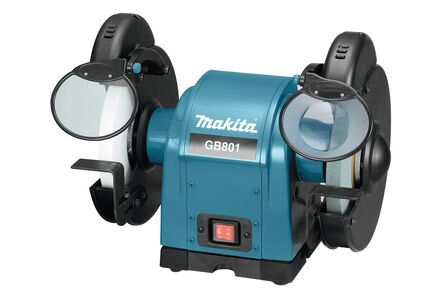 makita werkbankslijper gb801 205mm 550w i