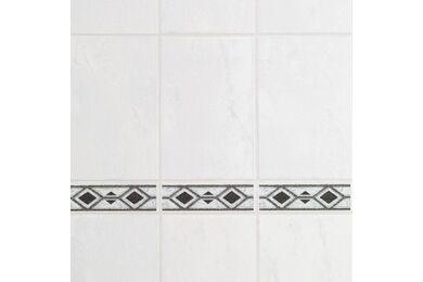 Fibo-Trespo Wandpaneel Crescendo 1526 Casablanca Grigio 2400x620x11mm