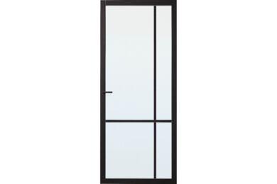 SKANTRAE SSL 4007 Nevel Glas Opdekdeur Rechts FSC 880x2315mm