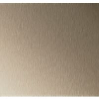 Kronospan HPL AL02 Brushed Platinum 0,8mm 305x131cm