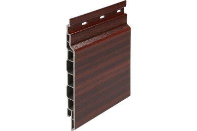KERALIT 2814 Sponningdeel 143mm Mahonie Classic Nerf 17x143x6000mm