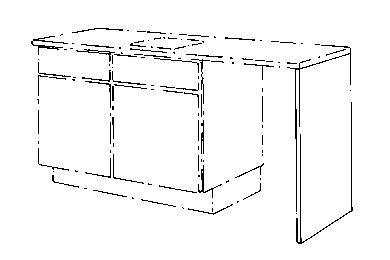 BRUYNZEEL Ondersteuningszijde 16mm 92x58,5cm