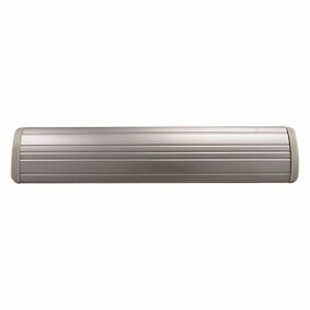 impresso tochtklep aluminium ovaal